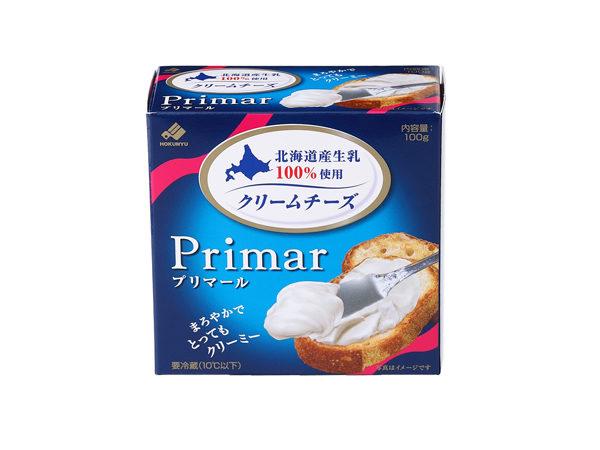 北海道クリームチーズ プリマール100g ¥228