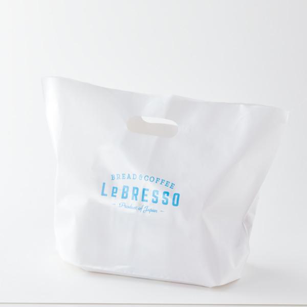 LeBRESSO 目黒武蔵小山店のショッパーバッグ