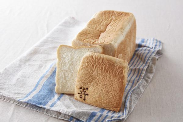 """嵜本(さきもと)の「極美""""ナチュラル""""食パン」"""