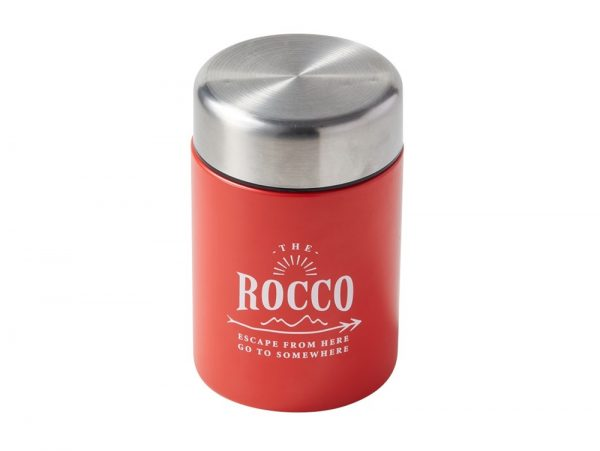ROCCO Food Container320 レッド