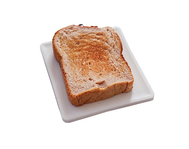 """トーストを""""パリッ""""と美味しくしてくれる♥"""