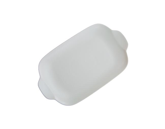 トレイ代わりに使える「取っ手のついた皿」が人気!