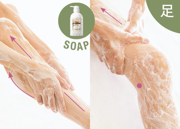 足(SOAP)