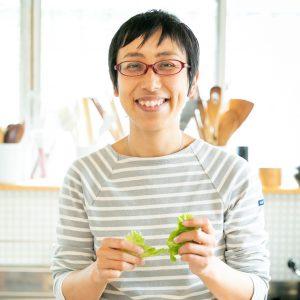 料理研究家、管理栄養士の舘野真知子さん