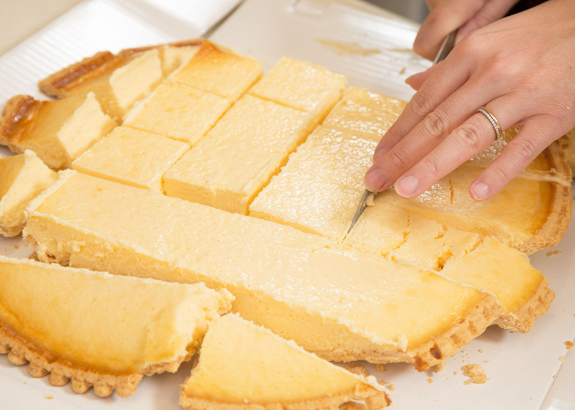 カロリー ケーキ コストコ チーズ